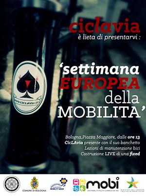 ciclavia-bici-bologna-settimana-mobilita-piazza-maggiore