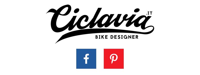 Ciclavia è su Facebook e Pinterest!!!