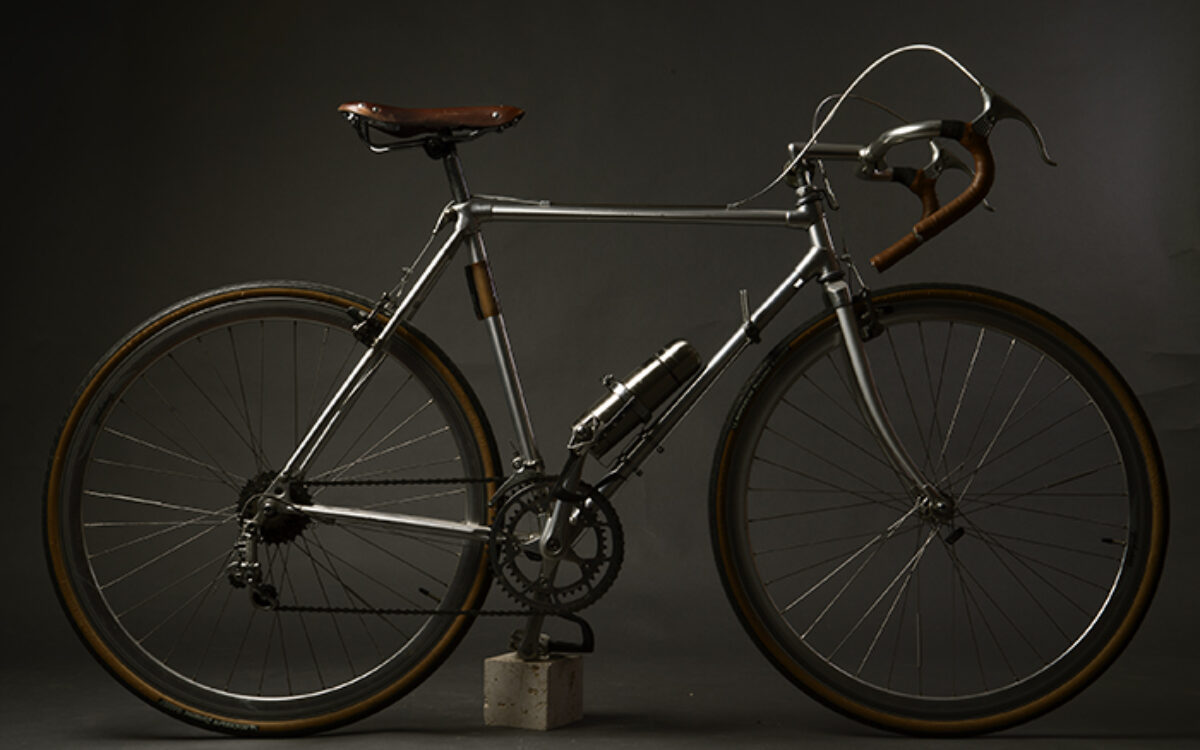 Ciclavia Bologna Bici Rebuilt Metallo Marrone