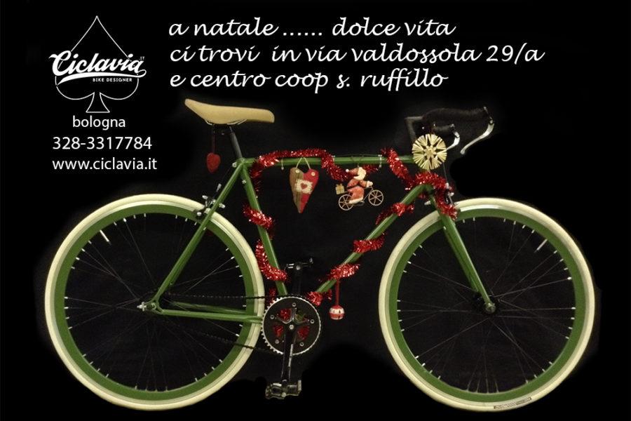 Bici scattofisso personalizzata | Regalo di Natale! :)