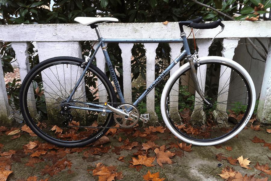Bianchi Rebuild Azzurra