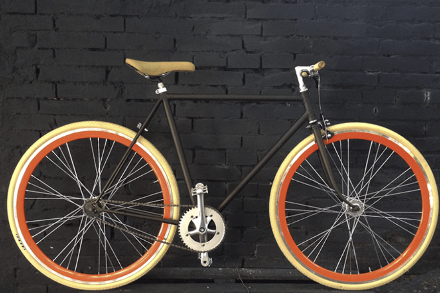 "Bici Artigianali: ""Indian Brown"""