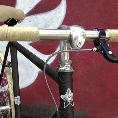 Ciclavia Bologna Bici Urban Indian Brown Beige