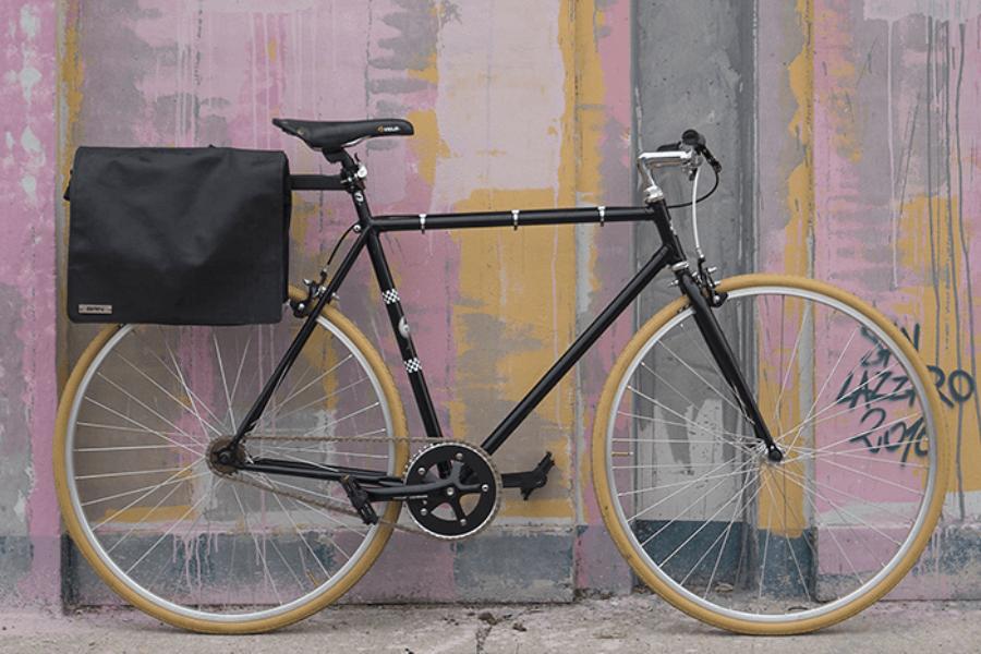 Bici Urban Nera Configurazioni