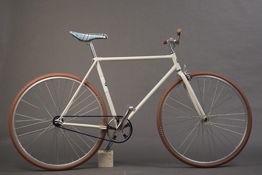Urban bike sella scozzese