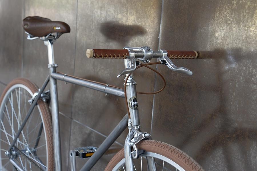 Ciclavia Bici Artigianali Urban Scattofisso Single Speed Bologna