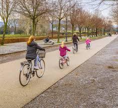 Andare in bici rende più forti contro il Covid-19